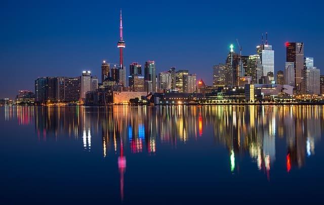 buildings Toronto Ontario