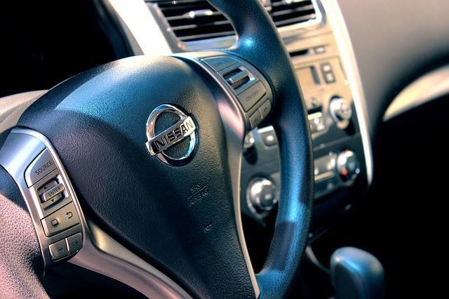 driving nissan
